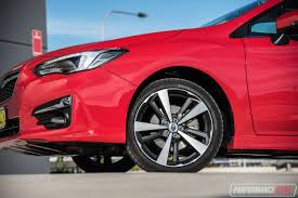 2017 subaru impreza hatchback 2017 subaru impreza review video performancedrive