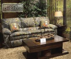 Oak Livingroom Furniture Tips Camo Sectional Couches Mossy Oak Furniture Camouflage