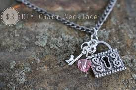 make necklace pendant images 3 diy charm necklace tutorial the diy dreamer jpg