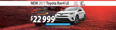 toyota car dealers new u0026 used dealership in texas lithia toyota of abilene
