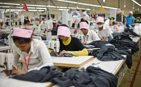 American Apparel Job Application Form Cambodian Garment Workers Face A Crackdown Al Jazeera America