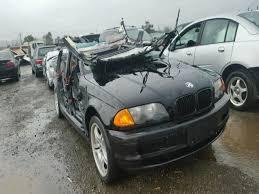 bmw 323i 1999 parts 1999 bmw 323i 4 door sedan sport roll damage for parts