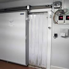 photo chambre froide rideaux pour chambres froides lanierespvc com