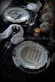halloween tableware 318 best halloween vignettes images on pinterest halloween stuff