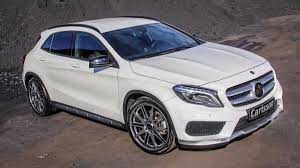 Modified A Class Mercedes Mercedes Benz Gla Class Gets Upgraded By Carlsson Autoweek