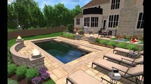 fiberglass pool 3d swimming pool design of fiberglass pool in