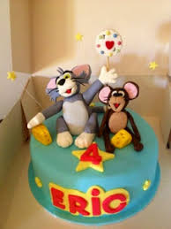 tom and jerry cake topper cards cookies crafty things birthday cake topper tom jerry