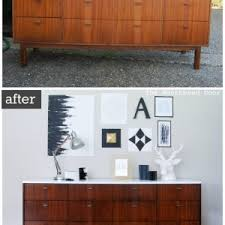 furniture charming mid century modern credenza for classic home