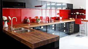 meuble cuisine noir laqué meuble de cuisine laqué unique cuisine noir laque idees decoration