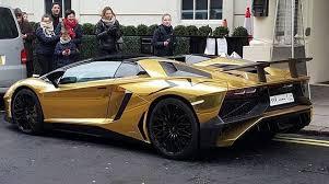 gold lamborghini aventador gold lamborghini aventador lp 750 4 sv roadster teamspeed com