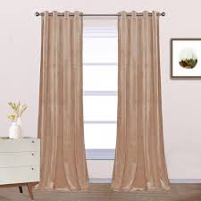 96 Inch Blackout Curtains Compare Prices On Grommet Blackout Curtains Online Shopping Buy