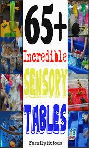 thanksgiving sensory table ideas table ideas