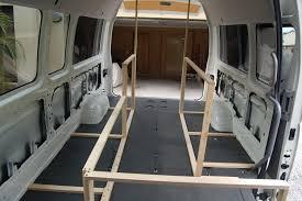 motorhome luxury modern caravan bedroom design extravagant volkner