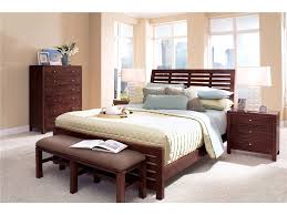 bedroom awesome bedroom design ideas with dark brown solid wood