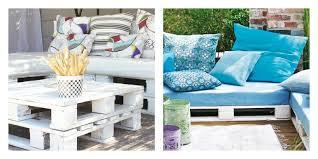 petit salon de jardin pour terrasse 50 idées originales pour fabriquer votre salon de jardin en palette