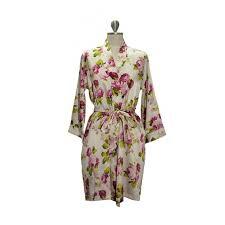 bridesmaid satin robes floral bridesmaid robes