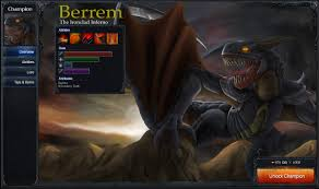 lol panth guide berrem the ironclad inferno