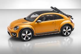 volkswagen cars beetle vw u0027s new beetle dune concept can carry skis in style