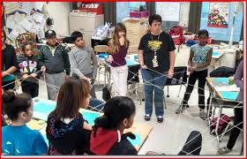 team building activities for high school students in the classroom