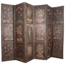 7ft room divider large late 17th century italian folding screen for sale at 1stdibs