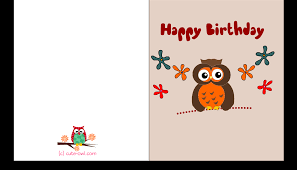 card templates free ecards happy birthday lovely free happy