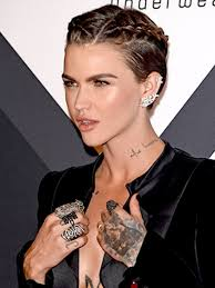 how to get ruby rose haircut ruby rose proves that it s totally possible to french braid short