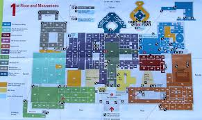 Met Museum Floor Plan by