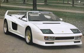 slammed ferrari testarossa koenig specials ferrari testarossa competition spider 1988 cars