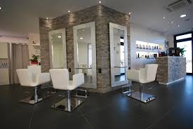 interior of beauty salons design waplag malta nail salon modern