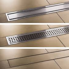 the schluter kerdi line is a low profile linear floor drain the schluter kerdi line is a low profile linear floor drain specifically designed