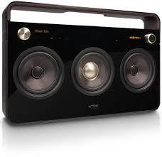 Cool Speakers Tdk Life On Record 3 Speaker Boombox Audio System Noveltystreet