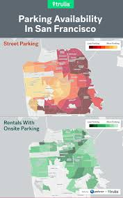 Brooklyn Neighborhood Map Best And Worst Places For Renters To Park In The Big City