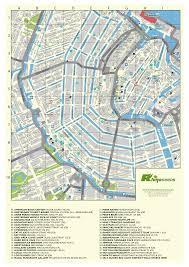 Raven Maps Amsterdam Map Amsterdam The Netherlands U2022 Mappery