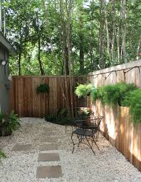 Small Backyard Landscaping Ideas Without Grass by Update Rocks Added To Back