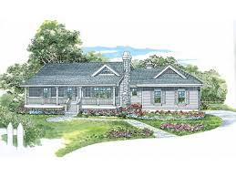one story farmhouse farmhouse house plan one story country style level plans eplans