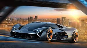off road lamborghini the lamborghini terzo millennio is a brutally fantastic ev