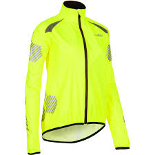 yellow cycling jacket wiggle dhb women u0027s flashlight compact xt waterproof jacket
