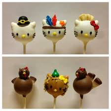 129 best thanksgiving cake pops balls images on cake