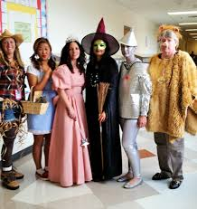 diy wizard costume wizard of oz halloween group costume teachers my costumes