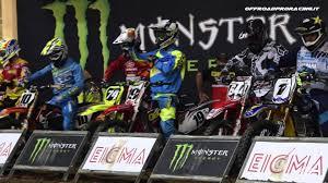 monster energy motocross jersey monster energy genova supercross king of genoa youtube