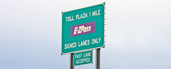 Ez Pass States Map Ez Pass By State