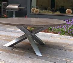 Steel Patio Table Magma Metalworks Inc Custom Patio Table Base And Grill Pedestal