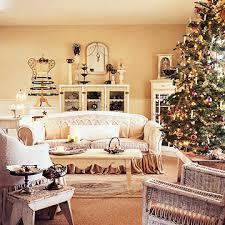 Anc Home Decor Vintage White Christmas Decorating
