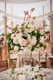 Wedding Reception Centerpiece Ideas 25 Best Pink Flower Centerpieces Ideas On Pinterest Tall Vases