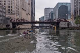 Chicago River Map by Chicago River Marathon Lincoln Park Boat Club