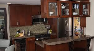 Cabinets For Small Kitchen Interior Design Appealing Waypoint Cabinets With Modern