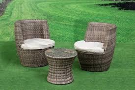 Pagoda Outdoor Furniture - pagoda pagtoboset2 toulouse steel rattan garden furniture bistro