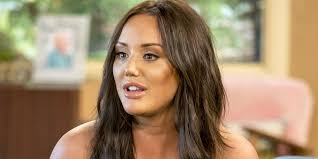 charlotte days of lives hairstyles charlotte crosby divides this morning viewers with new look