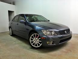 custom lexus is300 2004 lexus is300 sport edition rare bluestone metallic 115k