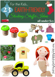Stocking Stuffers Ideas Naturally Loriel 23 Earth Friendly Stocking Stuffer Ideas For